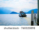 The Ferry Depart From Port At...