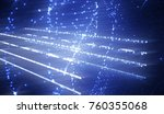 lights blue background.... | Shutterstock . vector #760355068