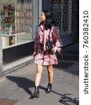 milan   september 22  a...   Shutterstock . vector #760382410