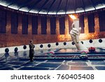 volgograd  russia   19 november ... | Shutterstock . vector #760405408