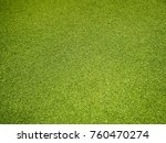 artificial grass football field | Shutterstock . vector #760470274