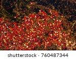 carlisle  ma  usa   october 17  ... | Shutterstock . vector #760487344