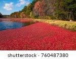 carlisle  ma  usa   october 17  ... | Shutterstock . vector #760487380
