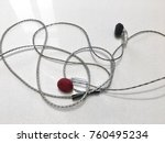 Small photo of Ear bud headphone