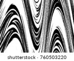 black and white grunge pattern... | Shutterstock . vector #760503220