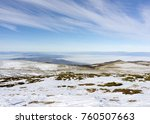 winter in mountain | Shutterstock . vector #760507663