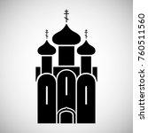 vector illustration of orthodox ... | Shutterstock .eps vector #760511560
