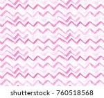 seamless pattern of hand made... | Shutterstock . vector #760518568