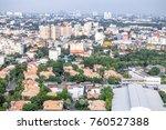 22 november  2017  town... | Shutterstock . vector #760527388
