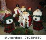 Figurines Of Christmas Carolers ...