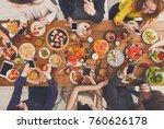 gadget device addiction ... | Shutterstock . vector #760626178