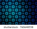 colorful geometric pattern... | Shutterstock . vector #760648558