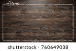 wood wallpaper with menu men ... | Shutterstock . vector #760649038