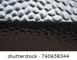 aluminium texture  background... | Shutterstock . vector #760658344