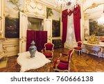 vienna  austria   february 15 ... | Shutterstock . vector #760666138