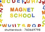 educational systems made out of ... | Shutterstock . vector #760669798
