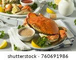 Fresh Caught Dungeness Crab...