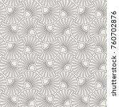 art deco seamless pattern.... | Shutterstock .eps vector #760702876