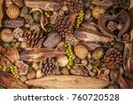 Christmas Potpourri Background...
