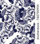 abstract elegance seamless... | Shutterstock . vector #760750954