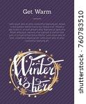 Get Warm Winter Is Here...