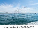 Offshore Wind Farm With...