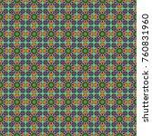 vector seamless geometric...   Shutterstock .eps vector #760831960