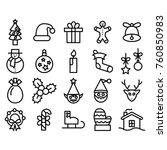 icon design symbol concept... | Shutterstock .eps vector #760850983