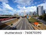tel aviv  israel   november 22... | Shutterstock . vector #760870390