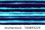 watercolor striped fashion... | Shutterstock .eps vector #760893229
