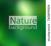 gradient beautiful blurry color ... | Shutterstock .eps vector #760899004