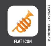 vector illustration of melody... | Shutterstock .eps vector #760952518