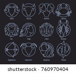 collection of astrological...