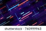 speed lines  stripes seamless... | Shutterstock .eps vector #760999963