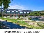 Vers Pont Du Gard  France  Jun...