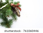 composition of a tree and a bump | Shutterstock . vector #761060446