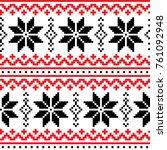 christmas  winter vector...   Shutterstock .eps vector #761092948