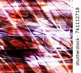 intersecting stripes. white ... | Shutterstock .eps vector #761112718