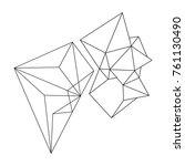 cristal vector illustration...   Shutterstock .eps vector #761130490