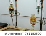 laboratory equipment for oil