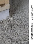 hemp natural floor isolation | Shutterstock . vector #761343694