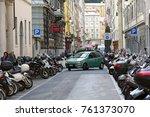 trieste  italy   october 9 ... | Shutterstock . vector #761373070