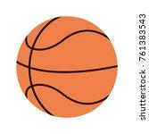 sport basketball ball   Shutterstock .eps vector #761383543