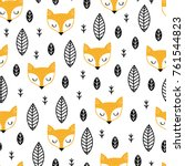Seamless Scandinavian Pattern....
