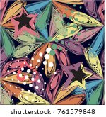 abstract  geometric pattern for ...   Shutterstock .eps vector #761579848