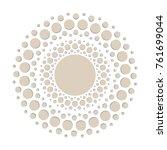 laser cutting template....   Shutterstock .eps vector #761699044