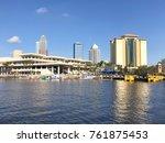 harbour island is an island... | Shutterstock . vector #761875453