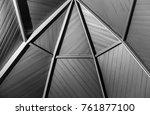 saint ives  cambridgeshire  uk  ... | Shutterstock . vector #761877100