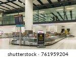 london gatwick  uk   november...   Shutterstock . vector #761959204