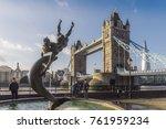 london  uk   november 22nd ... | Shutterstock . vector #761959234
